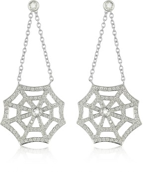 Tagliamonte Incanto Royale 0.76 ctw Diamond 18K Gold Earrings