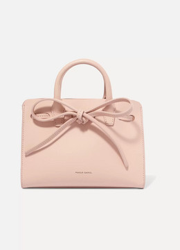 Mansur Gavriel - Sun Mini Mini Leather Tote - Blush