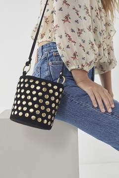 Urban Outfitters Studded Bucket Bag