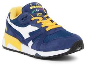 Diadora N9000 III Nylon & Suede Sneaker