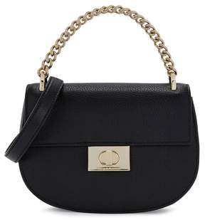 Kate Spade Greenwood Place Rita Black Leather Cross-body Bag