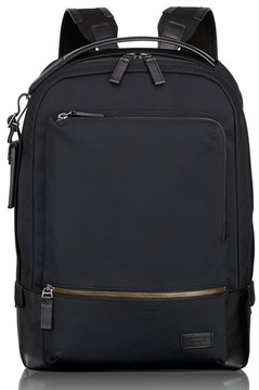 Tumi Men's Harrison Bates Backpack - Black
