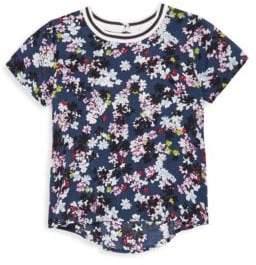 Splendid Girl's Floral Top