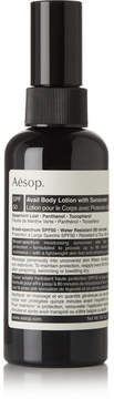 Aesop Avail Body Lotion Spf50, 150ml - Colorless