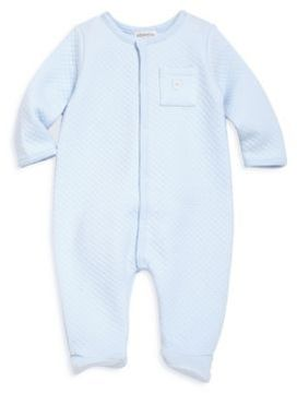 Absorba Baby's Quilted Footie