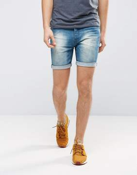 Brave Soul Skinny Denim Shorts