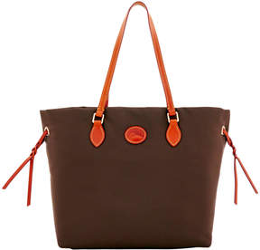 Dooney & Bourke Nylon Shopper - BROWN TMORO - STYLE