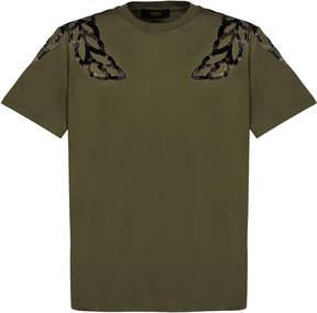 MCM Men's Camo Laurel T-shirt