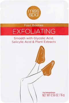 Ulta Miss Spa Exfoliate Foot Booties