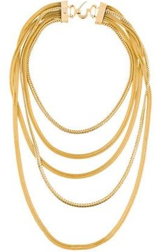 Fallon Layered Chain Necklace