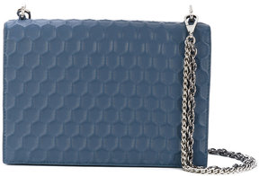 Rodo small textured shoulder bag
