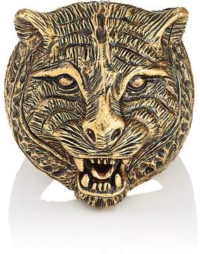 Gucci Men's Feline Head Ring