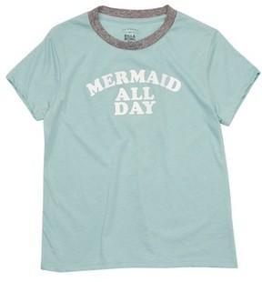 Billabong Girl's Mermaid All Day Tee