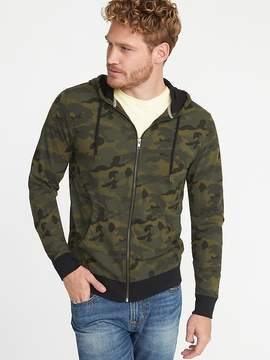 Old Navy Soft-Washed Lightweight Camo-Print Hoodie for Men