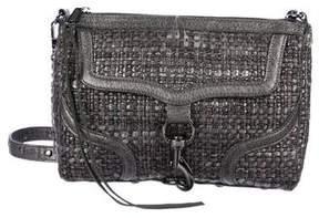 Rebecca Minkoff M.A.C Bombe Tweed Crossbody Bag