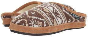 Woolrich Whitecap Knit Mule Women's Slippers