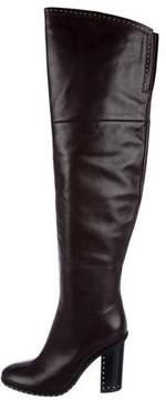 Sigerson Morrison Embellished Leather Boots