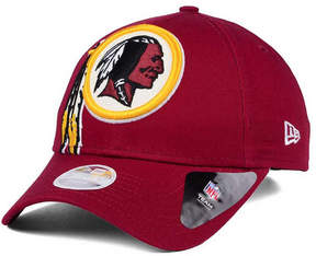 New Era Women's Washington Redskins Glitter Glam 9TWENTY Strapback Cap