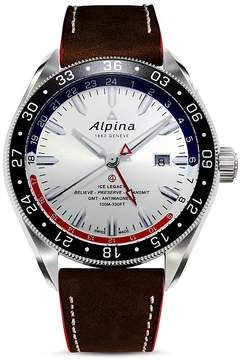 Alpina Alpiner 4 GMT Automatic Watch, 44mm