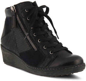 Spring Step Women's Lilou Wedge Bootie