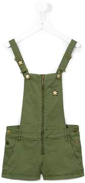 Zadig & Voltaire Kids military dungarees