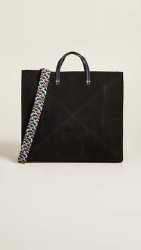 Clare Vivier Simple Tote With Strap