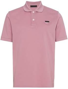 Prada Slim fit polo shirt