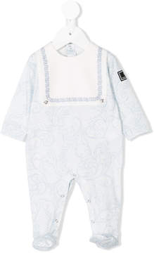 Versace printed pyjama