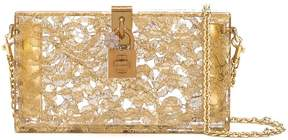 Dolce & Gabbana Dolce box clutch - MULTICOLOUR - STYLE