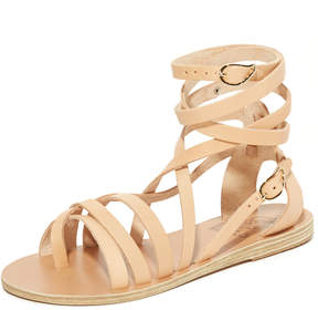 Ancient Greek Sandals Satira Wrap Sandals