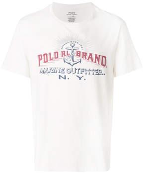 Polo Ralph Lauren branded shortsleeve T-shirt