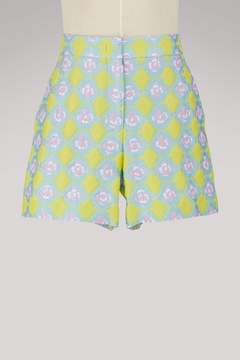 Emilio Pucci Jacquard shorts