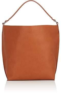 Barneys New York WOMEN'S ANN LEATHER HOBO BAG