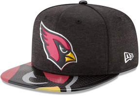 New Era Arizona Cardinals 2017 Draft 9FIFTY Snapback Cap