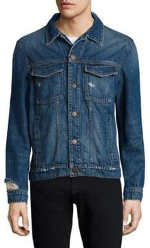 J Brand Gorn Denim Jacket