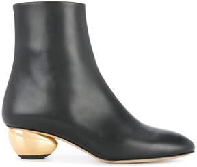 Paul Andrew Brancusi boots