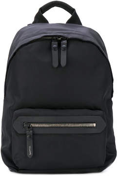 Lanvin front zipped backpack