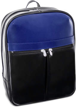 McKlein Avalon 15.4 Leather Laptop Backpack