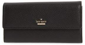 Kate Spade Oakwood Street - Kinsley Pebbled Leather Wallet