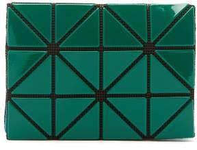 Bao Bao Issey Miyake Lucent Two Tone Card Case - Womens - Green Multi