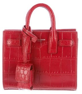 Saint Laurent Toy Sac De Jour - RED - STYLE