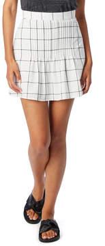 Alternative Apparel The Fifth Label Atticus Check Skirt