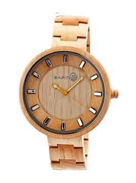 Earth Wood Branch Khaki Bracelet Watch ETHEW2801