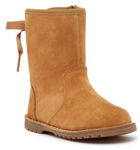 UGG Corene Genuine Sheepskin Lined Boot (Baby & Toddler)