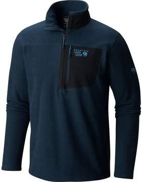 Mountain Hardwear Toasty Twill 1/2-Zip Pullover Jacket
