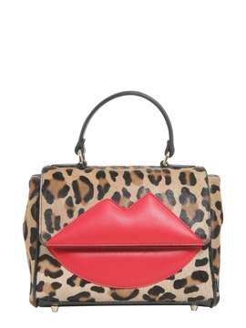 Sara Battaglia Lips Handbag Mini