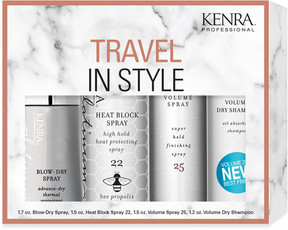 Kenra Professional Travel in Style Kit