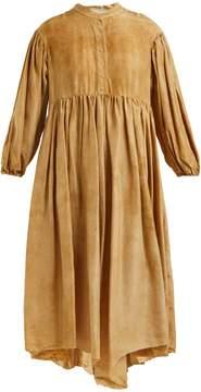 DAY Birger et Mikkelsen BY WALID Chantalle mottled-effect silk shirtdress