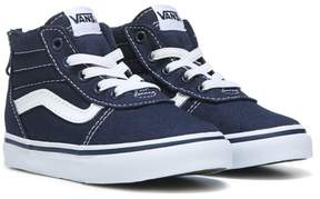 Vans Kids Vans Kids' Ward High Top Sneaker Toddler
