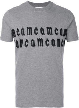 McQ repeated logo T-shirt